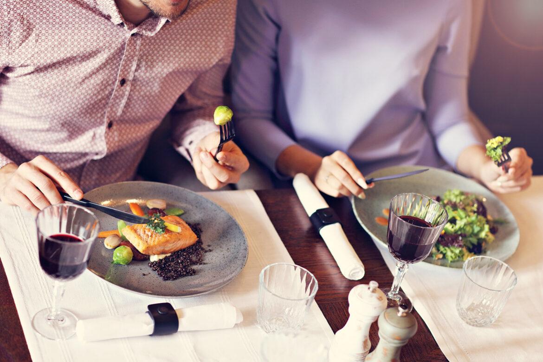 Nyt en ferie med gourmet i fokus.